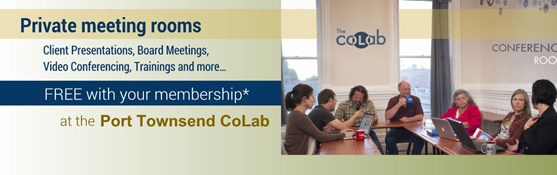 FREE Meeting Room Time, Now Included with Membership*