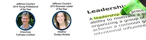 2014 Business Leader and Young Professional of the Year