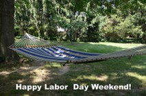 The CoLab CLOSED for Labor Day Weekend