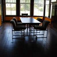 Library Meeting Room at the Chimacum Farmhouse